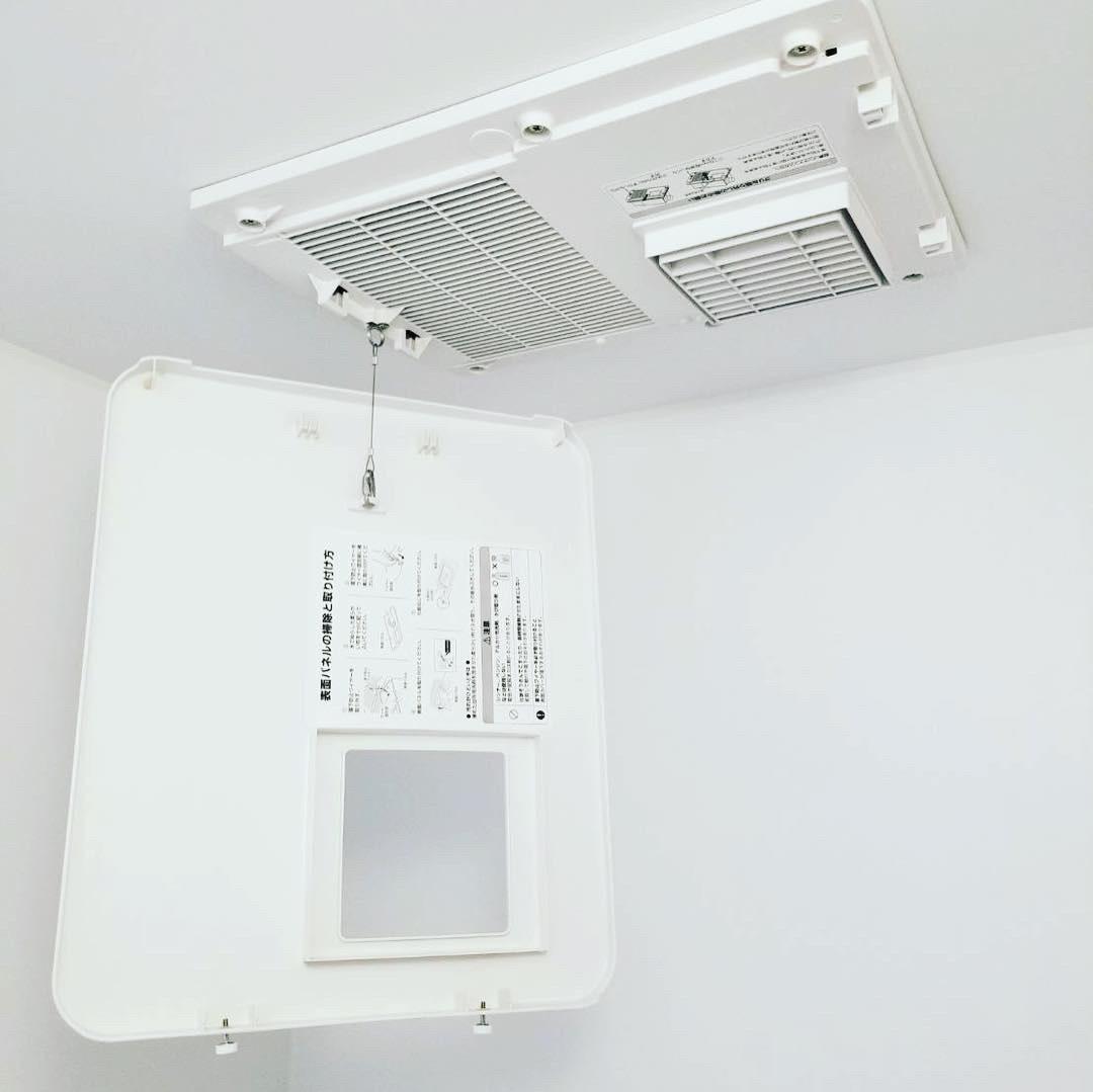神奈川県横浜市都筑区 T・M様 浴室換気扇クリーニング