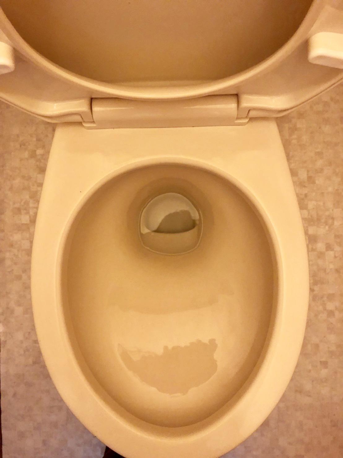 神奈川県横浜市鶴見区 トイレ掃除 事例