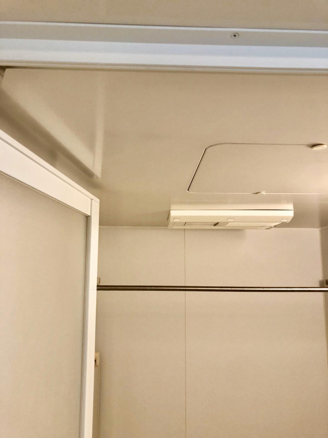 神奈川県鎌倉市 浴室クリーニング T様